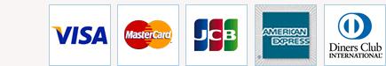 天然石専門店通販サイトカラフルビーズでご利用可能なクレジットカード